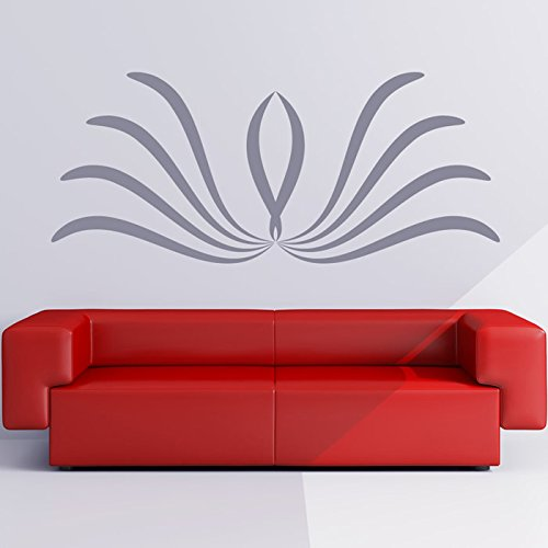 ufkleber König Königin Kopfteil Wandtattoo Schlafzimmer Haus ??Dekor verfügbar in 5 Größen und 25 Farben X-Groß Weiß (König Und Königin Dekor)