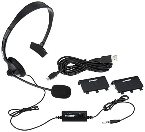 Dream Gear Dgxb1 6620 Xbox One Essentials Gaming Kit 416VLOATHOL