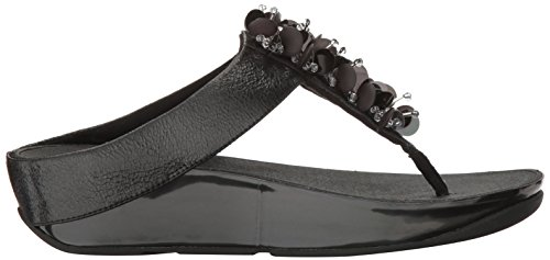 FITFLOP BOOGALOO TOE POST Sandale 2018 rose gold Black