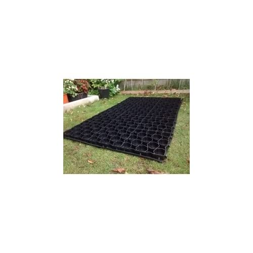 ECO PAVER SHED BASE Garden 6ft x 3ft INCLUDING Weed Control Fabric & Pins