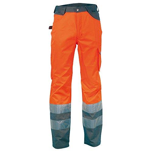 Cofra, 40-00V07101-60, Pantaloni alta visibilità Ray V071-0-01 alto formato visibilità 60