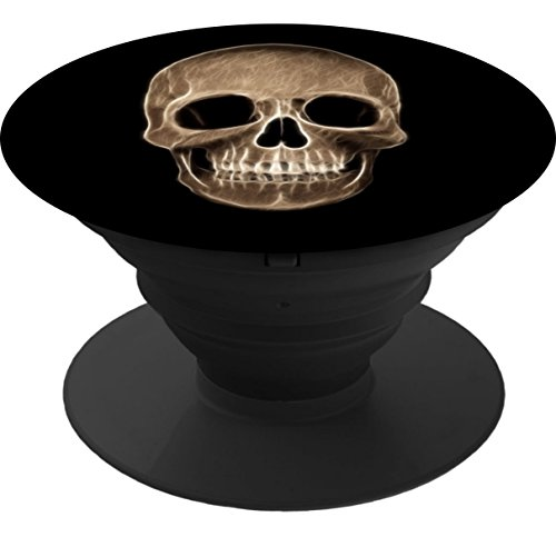 Schädel Motorola-handy-fälle, (Multifunktions-Pop-Out-Telefon Griff und Ständer, Sockel Mobile Halter für Ihr Handy & Tablet - menschlicher Schädel Halloween x ray Skelett-Gel)