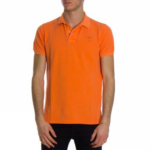 us-polo-association-polo-uomo-orange-medium