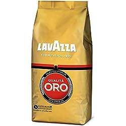 Lavazza Café Grain Qualita Oro 500 g - Lot de 4