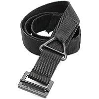 fabbrica 100% genuino nuove foto cintura fibbia sgancio rapido - Accessori per la ... - Amazon.it