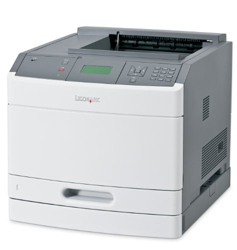 Top Lexmark T650DN Duplex Network Mono Laser Printer