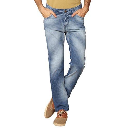 Provogue Men's Gibson Slim Fit Jeans