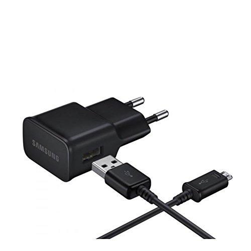 Samsung SAEPTA12EB - Transformador (micro USB, 2 A) color negro