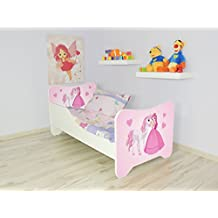 Amazoncouk Toddler Beds With Mattress Included