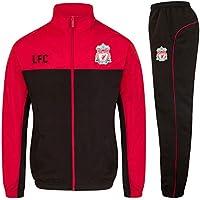 Liverpool FC - Chándal oficial para hombre - Chaqueta y pantalón largos