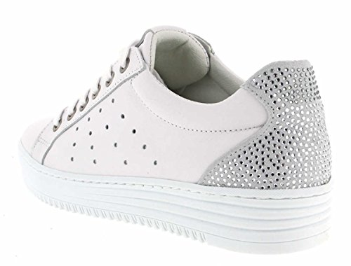 BULLBOXER Damen 999012e5l Sneaker Weiß (White)