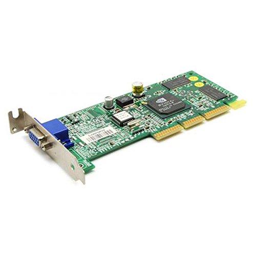 Grafikkarte NVIDIA TNT2Vanta 16MB DDR e-g012-01-1814AGP VGA Low Profile -