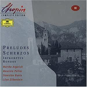 Chopin-Edition 6 / Preludes / Scherzo / Impromptus