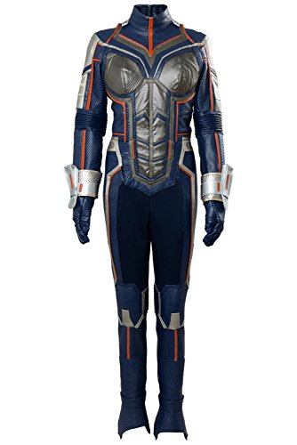 Karnestore Ant-Man and The Wasp Wasp Hope Van Dyne Outfit Cosplay Kostüm Damen XL