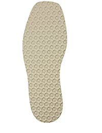 Premium Celular Goma Completo Plantas de los pies -Star beige 1 par para reparación zapatos Reparaciones de suelas Especial antideslizante perfil para máxima tracción! Excelente abrasión performance