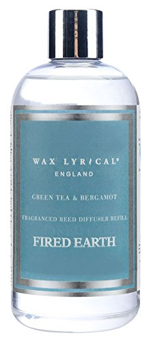 WAX-LYRICAL-250-ml-Green-Tea-and-Bergamot-Reed-Diffuser-Refill