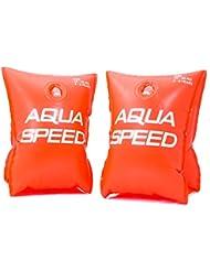 1. AQUA-SPEED® PREMIUM BRASSARDS // 2. AQUA-SPEED® ARMBANDS BRASSARDS