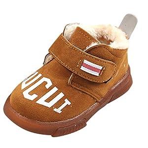 MCYs Baby Kinder Warme Jungen Mädchen Sneaker Stiefel Kinder Baby Casual Schneeschuhe