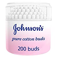 JOHNSON'S, Cotton, Baby Cotton Buds, Box of 200 sticks
