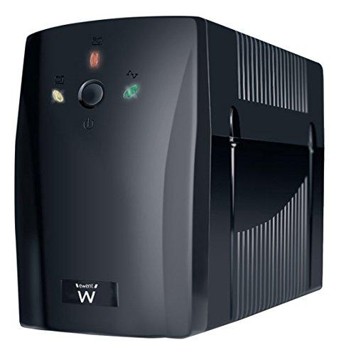 ewent-ups-line-interactive-schwarz-1000va-510w-con-avr-schwarz