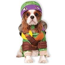 Rubie's Official Pet Dog Costume Donatello Teenage Mutant Ninja Turtles