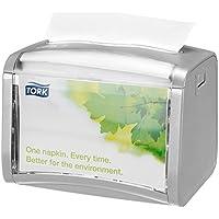 Tork Distributeur pour Serviettes en Papier Xpressnap / Portable N4 - Design Signature