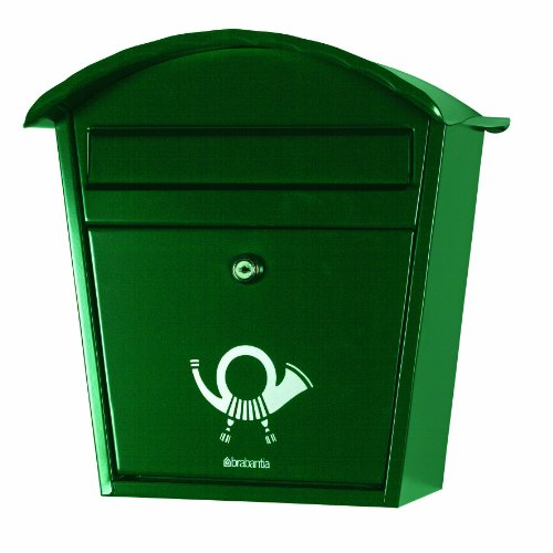 Brabantia Postbox - Green