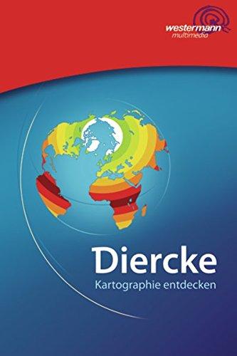 Preisvergleich Produktbild Diercke Weltatlas - Ausgabe 2008 / Software: Diercke Weltatlas - Ausgabe 2008: CD-ROM Kartographie entdecken: Einzelplatzlizenz