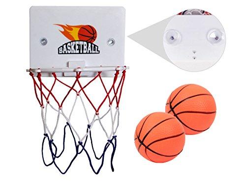 Badewannen Spielzeug Basketball Set 3-teilig 16 x 12 cm von ALSINO 59/2108