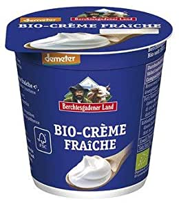 Berchtesgadener Land Bio Berchtesgadener Land Bio-Crème frache mind. 32% Fett (6 x 150 gr)