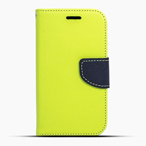 Vibhar Flip Cover for Gionee P7 Max – Green