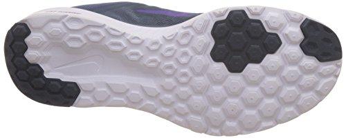 Nike Wmns Fs Lite Run 3, Scarpe da Corsa Donna Blu (Ocn Fg / Frc Prpl-Sqdrn Bl-White) (bianco)