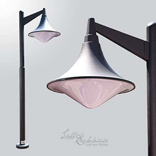 Moderne LED Wegleuchte anthrazit TR2/2/001