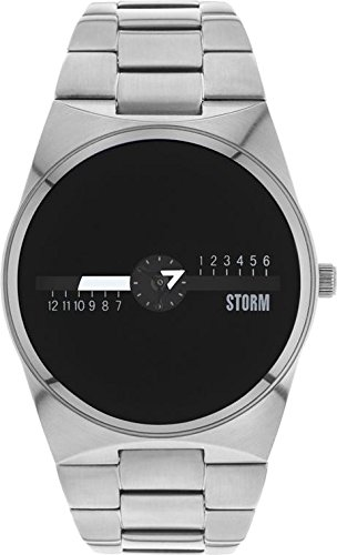 STORM London Metrox Herrenuhr 47250/BK