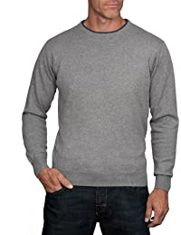 Wool Overs Pull Cachemire et Coton homme