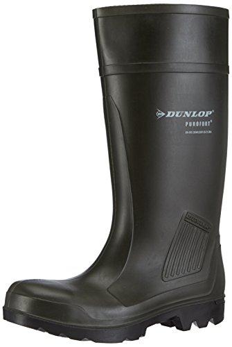 Dunlop C462933 Purofort - Bottes de sécurité - Homme