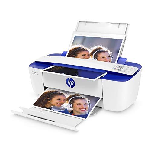 HP DeskJet 3760 Multifunktionsdrucker (Drucken, Scannen, Kopieren, WLAN, Airprint, mit 2 Probemonaten HP Instant Ink Inklusive) dunkelblau