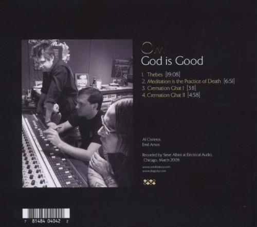 Zoom IMG-1 god is good