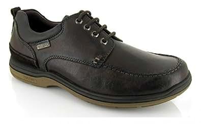 Pikolinos , Chaussures de ville à lacets pour homme Marron Olmo