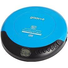 Groov-e Retro Series Personal CD Player - Blue