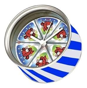 LVQR Design Horloge Aimantée La Vache Qui Rit