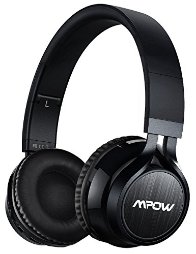 Mpow Thor, Auriculares de Diadema iPhone 7Plus, 6s, 6 Samsung Sony Huawei Movil, PC, Mac y TV