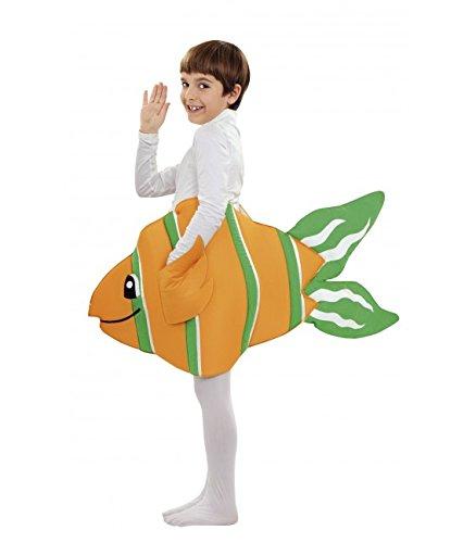 Imagen de disfraz de pez payaso para niños