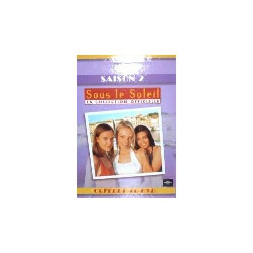 Coffret 10 DVD Sous le Soleil Intégrale saison 2