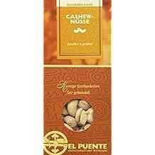 El Puente Cashewnüsse, kandiert, geröstet, 5er Pack (5 x 100 g) - Bio