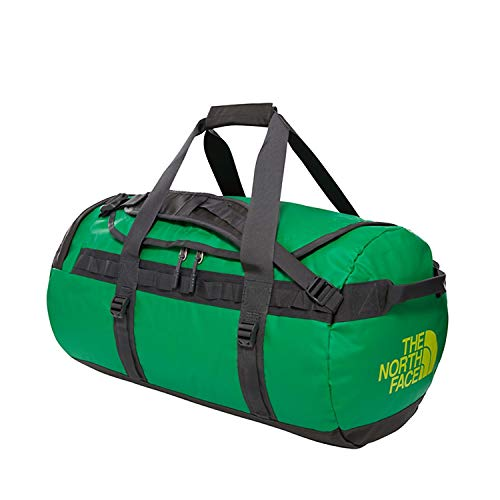 North Face Uni Base Camp Duffel - M Sporttasche, Grün (Primary Green/Asphalt Grey), 64 centimeters North Face Equipment