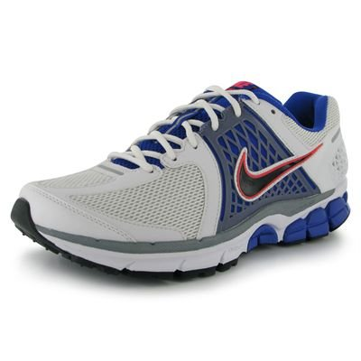 Nike Zoom vomero +6 443812101, Running Homme Blanc, gris et bleu