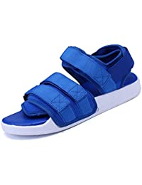 Uomo MAZHONG Summer Couple Sandals Casual Beach Shoes Scarpe con suola  spessa Studenti Sandali outdoor ( 402559928a2