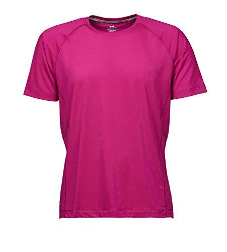 Cool-Dry Sport T-Shirt Bright Fuchsia