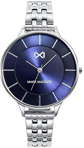 Mark Maddox MM7119-37 Montre à Bracelet pour Femme